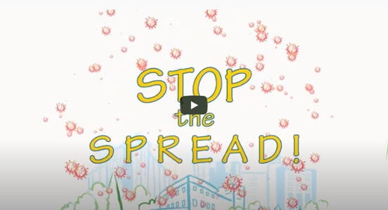 stop the spread video